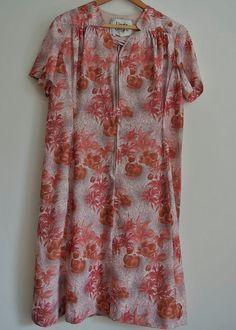 Beautiful vintage pink dress by 365daysofvintage on Etsy, £26.00