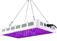 Growstar LED Grow Light Full Spectrum for Dense Flowers/Hydroponics/Indoor Bands Hydroponic Gardening, Hydroponics, Plant Lighting, Look Good Feel Good, Led Grow Lights, Lawn And Garden, Indoor Plants, Outdoor Gardens, Cool Things To Buy