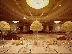 JW Marriott Atlanta Buckhead Wedding Venues Atlanta Hotel Weddings 30326