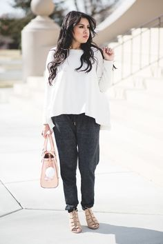 Comfy outfit #comfy #cute #fashion