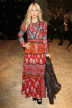 23 Must-See Celeb Looks From L.A.'s Burberry Show