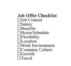 Learn how to evaluate a job offer, looking at salary, benefits and more, along with an evaluation checklist and sample acceptance and rejection letters. Elementary Counseling, Career Counseling, Elementary Schools, Physical Education Games, Character Education, Guidance Lessons, Conflict Resolution, Financial Tips, Get The Job