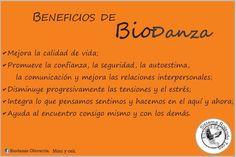 Beneficios de Biodanza. Sistema de integración