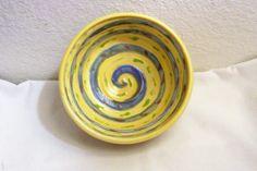 Colorful Ceramic Decorative Bowl