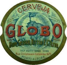 Cervejaria Bopp Sassen Ritter - Cerveja Globo (Porto Alegre/RS)