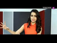 Shraddha Kapoor talks about the making of ABCD 2′s Sun Saathiya – watch video! #Shraddha Kapoor