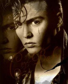 Johnny Depp- Cry Baby fan art