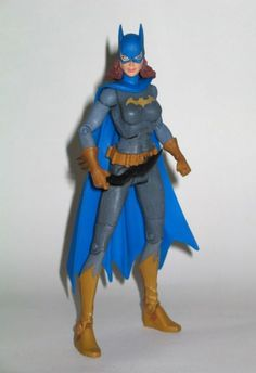 Batgirl (DC Universe) Custom Action Figure