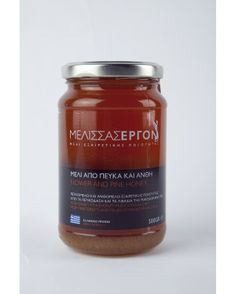 Traditional Greek honey with special and modern ingredients. Mix of pine honey from Thassos and flower honey from Drama – simply delicious.