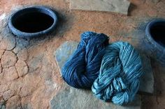Last of the blues: An article about Yellappa, an Indian indigo master.