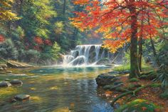 Mark Keathley and Abraham Hunter limited edition prints. Description from artofthesouth.net. I searched for this on bing.com/images
