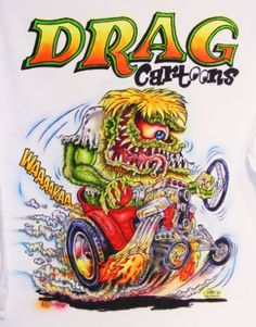 ACE Ed Roth Rat Fink AIRBRUSHED MONSTER SHIRT MAD DRAGGER REVELL CAR TOONS RACE | Toys & Hobbies, Models & Kits, Automotive | eBay!