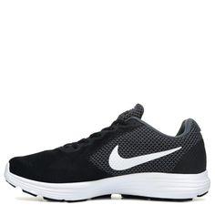 online retailer c4ceb 33ea6 Nike Women s Revolution 3 Wide Running Shoes (Black White) https   tumblr