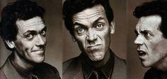~Hugh Laurie Faces~