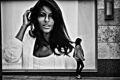 #photography #streetphotography Walk On By by Peter Chinnock