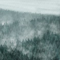 Deep in the Cloud on Behance