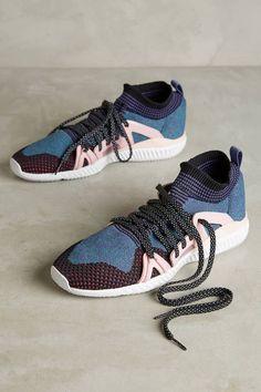 e2ef03e98f32 Adidas by Stella McCartney Bounce Sneakers Runway Fashion