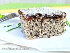 Co s mákem Czech Recipes, Pavlova, Just Desserts, Cookie Recipes, Banana Bread, Cookies, My Favorite Things, Sweet, Poppy