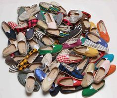 Perky shoes. #alpargatas