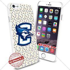 New iPhone 6 Case Creighton Bluejays Logo NCAA #1092 White Smartphone Case Cover Collector TPU Rubber [Anchor] SURIYAN http://www.amazon.com/dp/B01504DIU4/ref=cm_sw_r_pi_dp_1IJxwb1KV5GHY