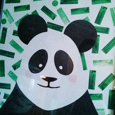 panda illustration by Jankiewicz Studio