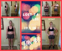 Meet Summer!! A coach on my team who has had amazing 21 Day Fix results! The first week of January I decided I needed a HUGE change in my life. I was a tired working Mom and I despised the rut that I had let my life fall into. I desperately needed something for me, but also for my family. I decided to join a challenge with Brooke that has flipped my world upside down and inside out...Ready for your own transformation? Click the pic to get started!