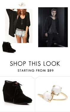 """""""chapter 66"""" by rebels-number ❤ liked on Polyvore featuring TOMS and Loren Stewart"""