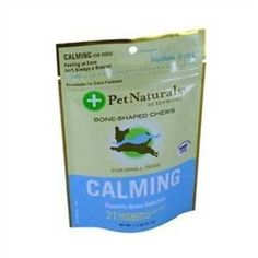 Amazon.com: Pet Naturals Calming for Small Dogs (21 count): Pet Supplies