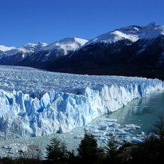 El Calafate, Argentina.  Todos los glaciares national park.