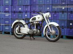 HOREX Regina 250 cc, 1957