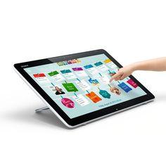 Sony VAIO Tap 20 SVJ2022M1E/WI 50,8cm (20) Touch-Display Intel Core i3-3227U, 4GB RAM, 750GB HDD, Win8: http://www.notebooksbilliger.de/sony+vaio+tap+20+svj2022m1ewi+508cm+20+touch+display