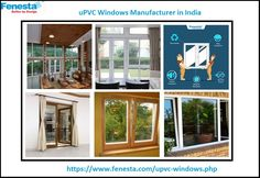 Fenesta offers trusted and genuine uPVC Window in India  at very attractive prices. All uPVC windows are termite proof, weather proof & have low maintenance quality. Visit online https://www.fenesta.com/upvc-windows.php to get more details about us and our UPVC windows variety and designs.