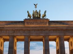 Berlin has so much to offer—visit the Brandenburg Gate, the German Parliament building or the Zoo. Shop 'til you drop at the stores and boutiques of the Kurfürstendamm. See the Museum Island with its world-class collections. Go to Checkpoint Charlie and see remnants of the wall from the Cold War. Kaiserslautern Outdoor Rec has a Berlin Express Trip Saturday, May 11th. Call or stop by their office at Pulaski Barracks to sign up before May 8th.  (Photo by Nigel's Europe)