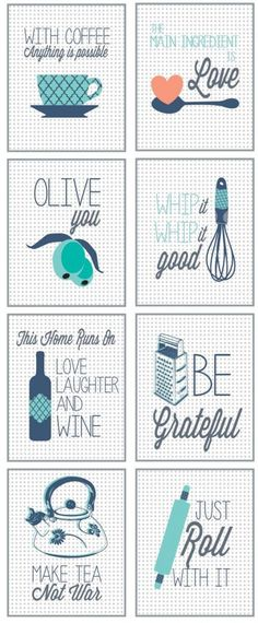 Free-Kitchen-Printables-Blue-391x1024