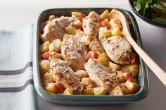 Chicken, Potato and Vegetable Bake Recipe - Kraft Canada