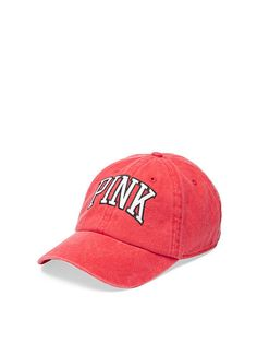 ab8922d56b5 Baseball Hat Pink Accessories
