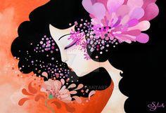Parfum by SybileArt.deviantart.com on @DeviantArt