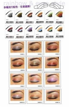 How to Apply Eye - Makeup eyeshadow