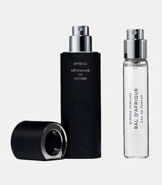 Leather Travel Perfume Case by Byredo