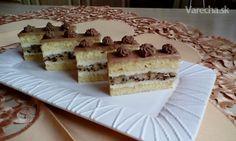sk - recepty a videá o varení Vanilla Cake, Tiramisu, Food And Drink, Ethnic Recipes, Basket, Tiramisu Cake