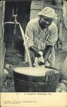 A Kingston Washing Girl