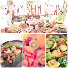 5 Day Slim Down TIU Recap