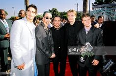 Kevin Richardson AJ MacLean Howie Dorough Nick Carter and Brian Littrell of the Backstreet Boys