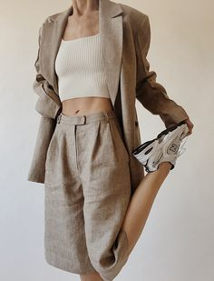 Tumblr Outfits, Mode Outfits, Fashion Outfits, Womens Fashion, Outfits 2014, Look Fashion, Korean Fashion, Plaid Fashion, Suit Fashion