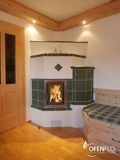 Chalet Design, House Design, Stove Paint, Wood Burner, Building A House, Rustic, Interior Design, Modern, Pizza Ovens