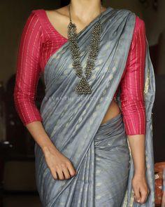 Soft Silk Sarees, Cotton Saree, Sabyasachi Bridal Collection, Sarees For Girls, Modern Saree, Simple Sarees, Silk Saree Blouse Designs, Casual Saree, Saree Models
