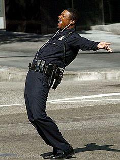 """Chris Tucker...""""Rush Hour!"""""""