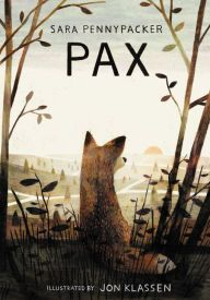 Finished March 24 Pax by Sara Pennypacker, illustrated by Jon Klassen This children's novel is aimed at the age group. Jon Klassen, Fuchs Illustration, Children's Book Illustration, Book Illustrations, Illustration Animals, New Books, Good Books, Books To Read, Books 2016