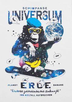 スペース チンパンジー
