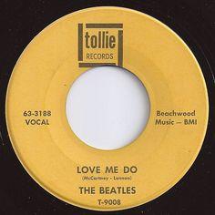 Love Me Do / Beatles #1 on Billboard 1964